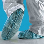 NON-SKID POLYPROPYLENE SHOE COVERS (300 cs)