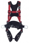 PROTECTA PRO™ Construction Style Positioning Harness - Comfort Padding