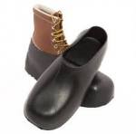 "TINGLEY 4"" HI TOP WORK RUBBERS GALOSHES"