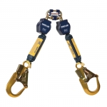 DBI-SALA Nano-Lok™ Twin-Leg Quick Connect Self Retracting Lifeline - Web