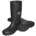 TINGLEY 31151 ECONOMY PLAIN TOE BLACK PVC BOOTS