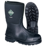 MENS CHORE MUCK BOOTS 12 INCH MID WORK BOOTS