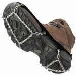 WINTER NON SLIP OVERSHOES ICE CHAINS