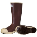 "TINGLEY BROWN 16"" SNUGLEG NEOPRENE SAFETY TOE BOOTS"