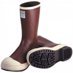 "TINGLEY 12"" BROWN SAFETY TOE SNUGLEG NEOPRENE BOOTS"