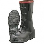 RUBBER 13 INCH 5 BUCKLE SLUSH BOOTS