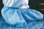 NON-SLIP SUPER STICKY POLYPROPYLENE DISPOSABLE SHOE COVERS