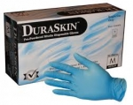 Disposable Nitrile Gloves, Powder-free, Industrial Grade.