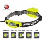 NIGHTSTICK XPP-5462GX X-Series Intrinsically Safe Low-Profile Dual-Light™ Headlamp